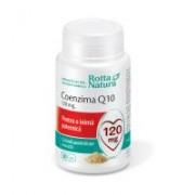 Coenzima Q10 120 mg 30cps ROTTA NATURA