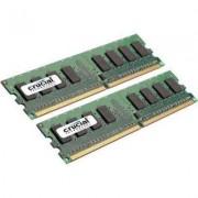 Crucial 4GB (2x 2GB) DDR2-667