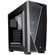 Carcasa Corsair Carbide Series SPEC-04 Mid Tower, 120mm, LED, Tempered Glass