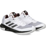 ADIDAS D ROSE LETHALITY Basketball Shoes For Men(White)