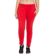Cliths Cotton Slim Fit Solid Track Pants for Women  Yoga Pant for Women