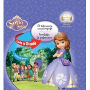 Sofia Intai. O intrecere cu peripetii. Invitatie la petrecere (carte+CD)