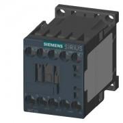 3RT2017-1BB41 Contactor 5,5KW / 400 V, 12A SIEMENS, tens. bobina 24V DC, Auxiliar 1NO