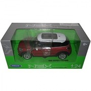 Mini Cooper S Paceman Red 1/24 by Welly 24050