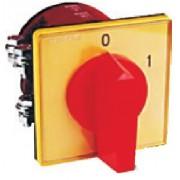 Tűzvédelmi főkapcsoló 3x800A beépíthető (6002) (4G 800-10-U24)