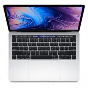 Лаптоп Apple MacBook Pro 13/Touch Bar, Intel Core i5-8257U, 8GB LPDDR3, 256GB SSD, Intel Iris Plus Graphics 645, Silver, Z0W70005S/BG