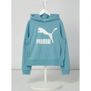Puma Relaxed Fit Hoodie mit Logo-Print