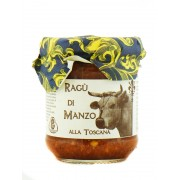 Renascimentho Ragu' Di Manzo Alla Toscana 180gr