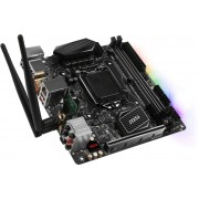 MSI Z270I Gaming Pro Carbon AC moederbord LGA 1151 (Socket H4) Mini ITX Intel® Z270