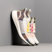adidas Ultraboost 19 PRIDE Running White/ Scarlet/ Bright Yellow