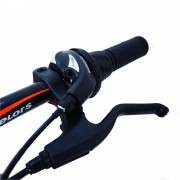 Bicicleta MTB-HT 26 Velors V2658C cadru aluminiu portocaliu negru