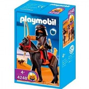 Playmobil Robber With Horse