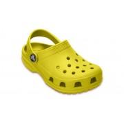 Crocs Classic Klompen Kinder Lemon 20