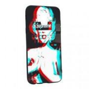 Husa de protectie Supreme Marilyn Monroe pentru Samsung Galaxy A6 2018 Silicon B265