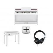 Casio AP 470 blanc pack premium