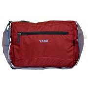 Yark Unisex Sling Bag (Red,Y2103Red)