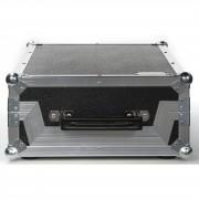 Gäng-Case Estuche - Pioneer CDJ 2000/Nexus 6,5mm madera PVC negro