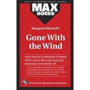 Gone with the Wind (Maxnotes Literature Guides), Paperback/Gail Rae