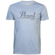 Pearl T-Shirt Pearl Logo Blue XL
