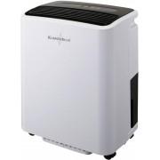 Dezumidificator 680 W 1.25 l/h gri, negru Klima1stKlaas 6030