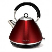 Morphy Richards Bouilloire en inox Accents 1,5 L rouge Morphy Richards