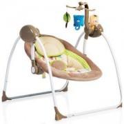 Бебешка електрическа люлка - Baby Swing, Cangaroo, капучино, 356267