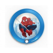 Luz Nocturna Led con sensor Infantil Spiderman Ref. 71765/40/16 de Philips.