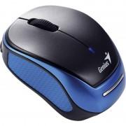 Mouse Genius Wireless Micro Traveler 9000R V3 Negru Albastru