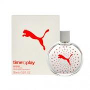 Puma Time To Play Woman 90Ml Per Donna (Eau De Toilette)