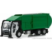 2019 Mack LR Refuse Truck Solid Pack - S.D. Trucks Series 6 1 64