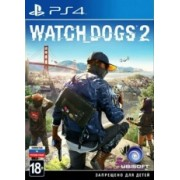 Sony Watch_Dogs 2 [PS4, русская версия]