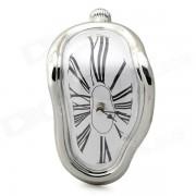 reloj de fusion en forma de L fresco - pequeno (color aleatorio / 1 x AA)