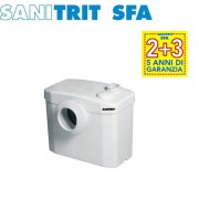 SFA Trituratore Marca Sfa Sanitrit Modello Sanitrit Up