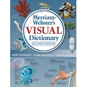Merriam-Webster's Visual Dictionary, Hardcover