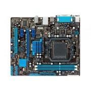 ASUS M5A78L-M LX - Carte-mère - micro ATX - Socket AM3+ - AMD 760G - Gigabit LAN - carte graphique embarquée - audio HD (8 canaux)