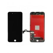 Apple iPhone 8 Plus Skärm LCD display Svart Premium