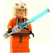 LEGO Star Wars Minifig Luke Skywalker Pilot