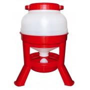 Voedersilo kunststof20 liter