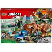Evadarea lui T. Rex 10758 LEGO Juniors