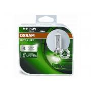OSRAM Żarówka H11 Ultra Life 55W [12V] (2 szt.) OSRAM