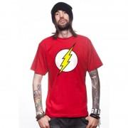 Marvel The Flash t-shirt rood voor heren