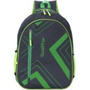 Quaffor 18 inch Laptop Backpack(Green)