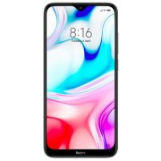 "Telefon Mobil Xiaomi Redmi 8, Procesor Snapdragon 439 Octa-Core 1.95/1.45GHz, IPS LCD Capacitive touchscreen 6.22"", 3GB RAM, 32GB Flash, Camera 12 MP, 4G, Wi-Fi, Dual SIM, Android (Negru) + Cartela SIM Orange PrePay, 6 euro credit, 6 GB internet 4G, 2,000"