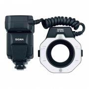 Sigma EM-140 Flash Macro DG EO-ETTL para Canon NG 14m