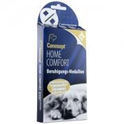 ARDAP CARE GMBH Canosept Home Comfort Medaillons, Medaillons zur Befestigung am Hundehalsband, 1 Packung = 2 Stück