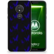 Motorola Moto G7 Power Uniek TPU Hoesje Vlinder Patroon