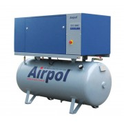 Kompresor śrubowy sprężarka AIRPOL K11 500l 13bar - K11 13Bar