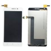 Дисплей + Tъч скрийн за Lenovo S850 Бял