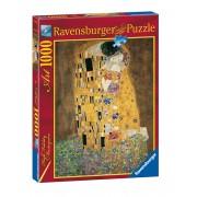 Gustav Klimt Sarutul, 1000 Piese