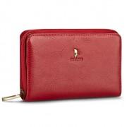 Nagy női pénztárca PUCCINI - P-22036 Red 3